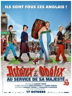 First Poster For The New Asterix & Obelix Movie