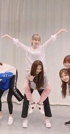 Kpop Girl Groups, Korean Girl Groups, Kpop Girls, Fandom, Sakura Miyawaki, Yu Jin, Japanese Girl Group, 1 Girl, K Idols