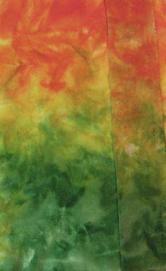 Microwave Dyeing - The Wanda Way Studio