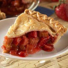 Strawberry Rhubarb Pie $39.95