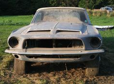 1968 Shelby GT350 Barnfind