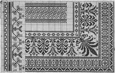 Gallery.ru / Фото #125 - Napkins, Carpets, Pillows 1 - Summerville