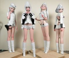 Ideas toys design sketch art for 2019 Female Character Design, 3d Character, Pose Reference Photo, Figure Poses, Anime Dolls, Body Poses, Girls Characters, Anime Figures, Fantasy Girl