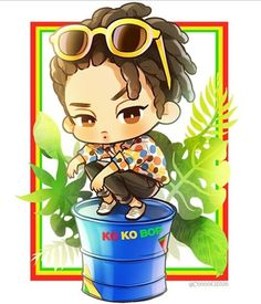 #FANART #KOKOBOP #THE WAR #KAI #EXO