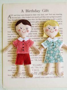 Забавные куколки из фетра со схемами