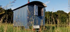 Beacon – Hampshire. A homely hut in the South Downs National Park where Alex has tailored every detail.