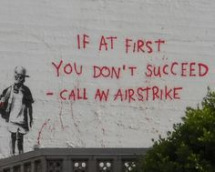 Street artists such as Banksy and Fairey are often political activists and social reformers, using their artistic talents to provide political and social ...