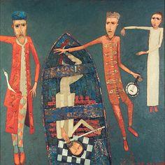 1 - Inscapes, Bourne Fine Art - 2006 Paul Martin, Pictures To Paint, Contemporary Art, Fine Art, Painting, Art, Painting Art, Paintings, Visual Arts
