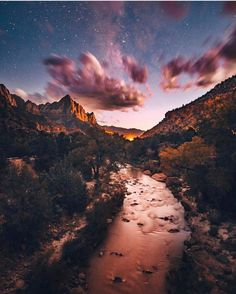 Zion National Park, Utah — Photography by @kevlevitate