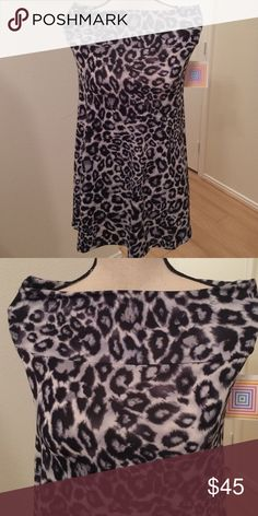 NWT LulaRoe Azure skirt. Size M new LulaRoe leopard print Azure skirt. I bought this on accident thinking it was a Maxi Skirt! This is definitely a unicorn. I'm still looking for it in the Maxi. Just trying to recoup what I paid. But make me an offer! LuLaRoe Skirts A-Line or Full