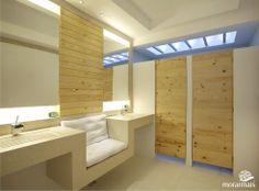 Banheiro Público Feminino por Erik Matsumoto no Morar Mais Rio