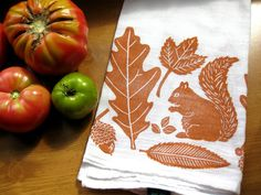Autumn is for Orange by Jaimie on Etsy