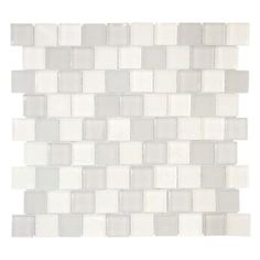 Backsplash Jeffrey Court 11 3 4x11 3 4 Glass