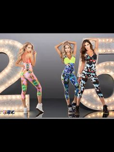 100 % From Colombia get ready to the gym  With this Beautiful Collections From Babalu Fashion call us today 973-885-7596