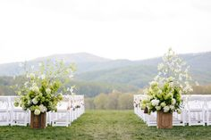 Country garden wedding #weddingideas from Style Me Pretty | GALLERY & INSPIRATION
