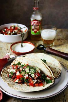 Pratos e Travessas: Tacos e um longo trilho! Tacos and a long hiking trail! | Food, photography and stories