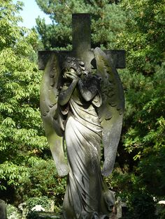victorian angel tombstones