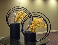 Orbital Bliss Centerpiece by Crossroads Florist, Mahwah NJ