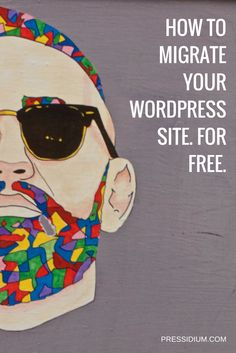 Not sure how to migrate your WordPress website? At pressidium we do it for you, for free! Learn how here!