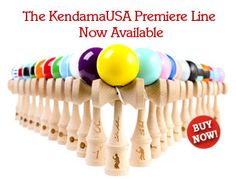 Sunrise Kendama in stock.  Tribute coming in late February!