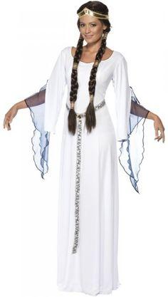 disfraz-doncella-medieval
