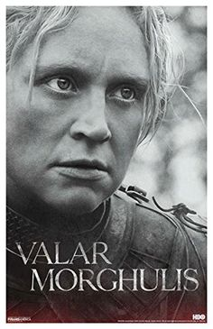 Game of Thrones (Season 4 Brienne) Poster - 11x17 @ niftywarehouse.com #NiftyWarehouse #GameOfThrones #Fantasy #TVShows #HBO #Show