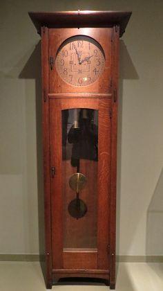 Tall Case Clock L & J.G. Stickley