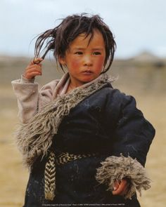 child of the tribe. beautiful.