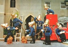 Pugh, Pugh, Barney McGrew, Cuthbert, Dibble and Grub....
