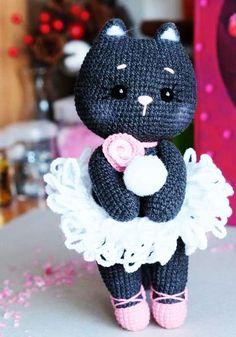 Chart móc bé mèo Kitty Milly