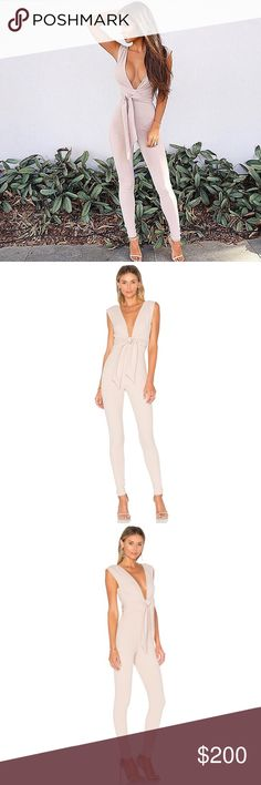 b16d5bc6a71 NWT Nookie Royal Jumpsuit in Sand A MUST HAVE piece. Very popular Jumpsuit  by the