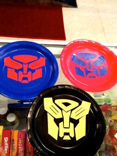 Some transformers party ideas!!!