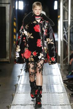 Msgm Autumn/Winter 2016 Ready-To-Wear Collection | British Vogue