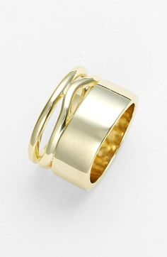 Ariella Collection Stack Ring (Nordstrom Exclusive) available at #Nordstrom