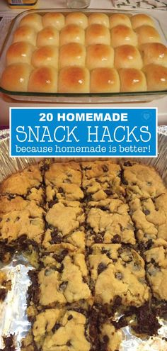 Today I'm sharing some of our favorite homemade snack hacks. These are some of our favorite snacks to buy. Snack Hacks, Snack Recipes, Dessert Recipes, Yummy Recipes, Icing Recipes, Cod Recipes, Lentil Recipes, Fudge Recipes, Pudding Recipes