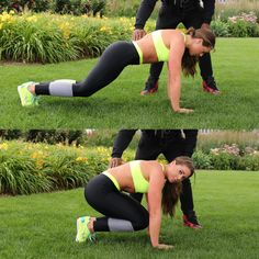 Keep Movin'! Get Toned During Week 2 of Our Month-Long July Fitness Challenge | E! Online Mobile