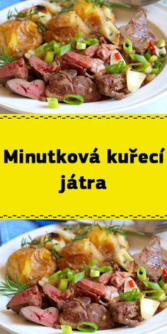 Czech Food, Czech Recipes, Food And Drink, Beef, Cooking, Meat, Kitchen, Brewing, Cuisine