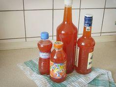 Broccolicious: Šípkový sirup Hot Sauce Bottles, Food, Syrup, Essen, Meals, Yemek, Eten