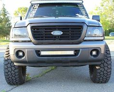 Activity Page Ford Ranger