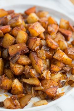 aa8505816b5a How To Make Diner-Style Home Fries — Cooking Lessons from The Kitchn  Breakfast Potatoes
