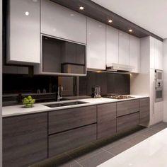 40 Modern Kitchen Cabinet Decor and Design Ideas