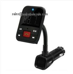 Bluetooth Wireless FM Transmitter Car Kit - Wholesale Price,China Wholesale Electronics
