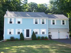 1960s colonial homes google search garage addition for Cost to finish bonus room over garage