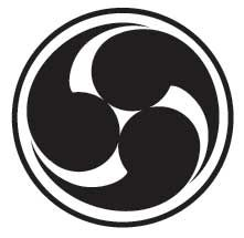 Tomoe Symbol   the play of forces in the cosmos