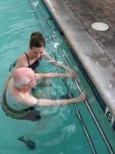 Hydrotherapy Helps Stroke Survivors Regain Strength And