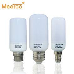 LED Ampoule LED Lampe 220 V 110 V E27 E14 E12 B22 12 W 9 W 7 W 5 W 3 W Économie D'énergie Lumières pour La Maison Éclairage Bombillas Ampoule LED