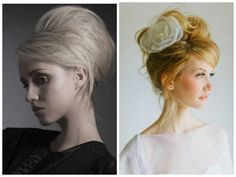 Vintage Hairstyles that Match Your Vintage Dress
