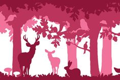 Kaufen Sie das Wandbild Forest von XXLwallpaper hier günstig online. Fototapeten auf Vliesträger im TapetenMax Shop bestellen.