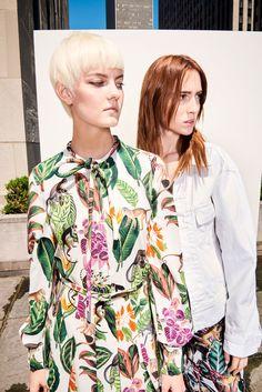 Oscar de la Renta Resort 2018 Collection Photos - Vogue