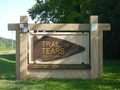Camping Missouri has a Father's Day to remember at Trail of Tears State Park!